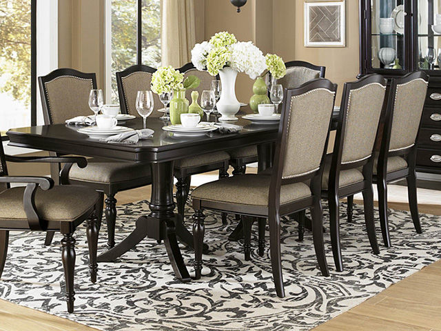 Picture of Marston Dining Table with Four Side Chairs