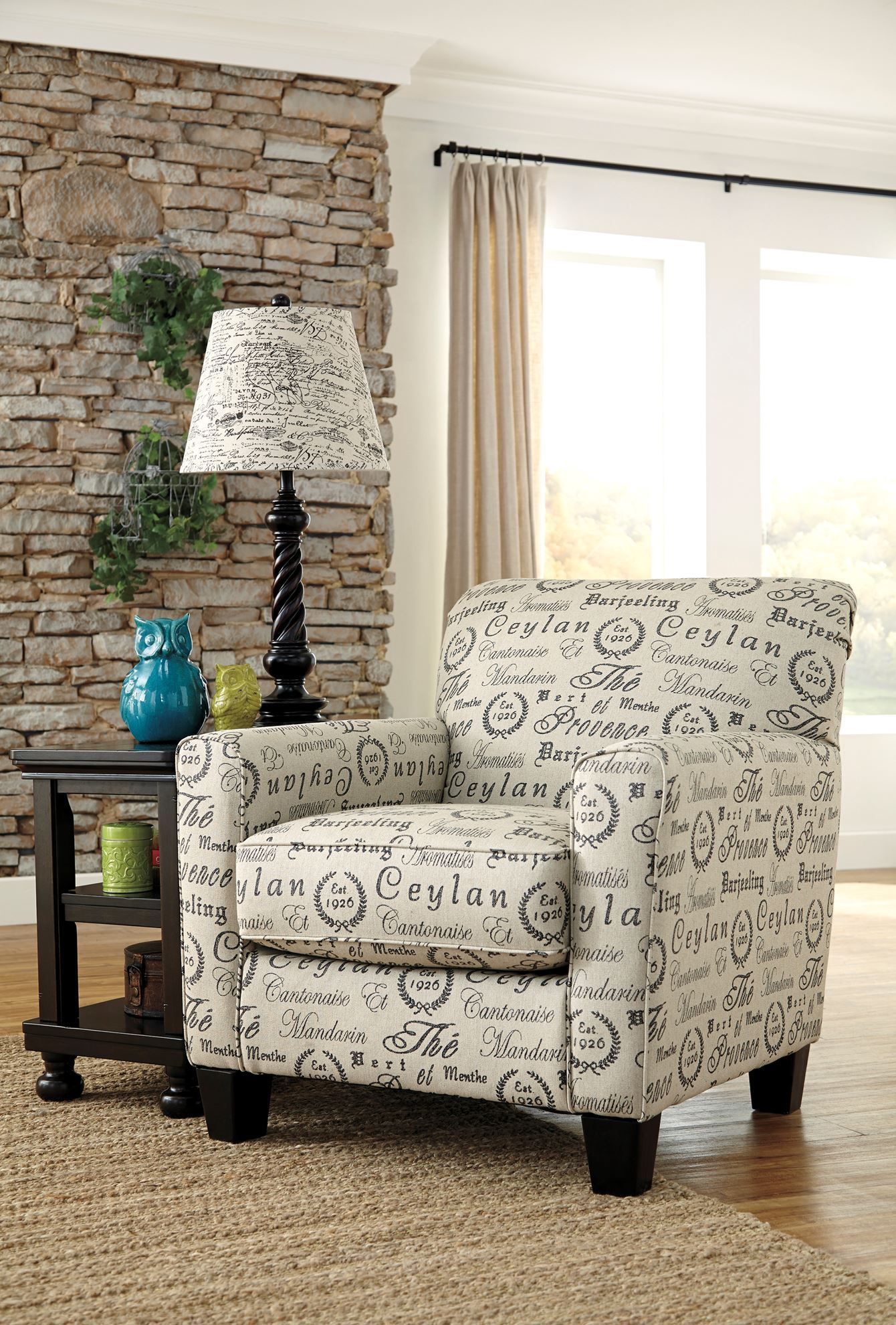 Picture of Alenya Quartz Accent Chair