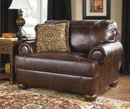 Axiom Walnut Chair and a Half