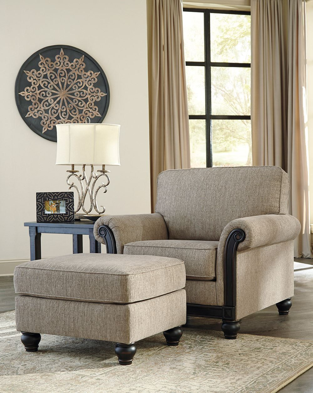 Picture of Blackwood Taupe Chair