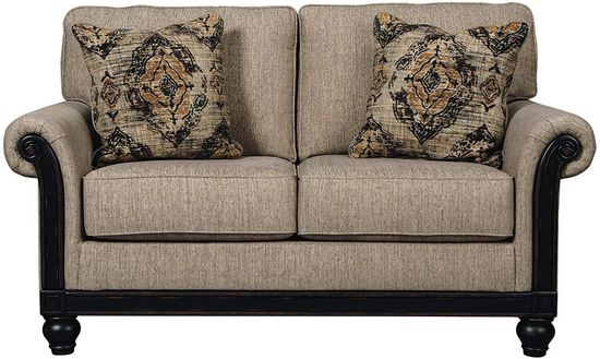 Picture of Blackwood Taupe Loveseat
