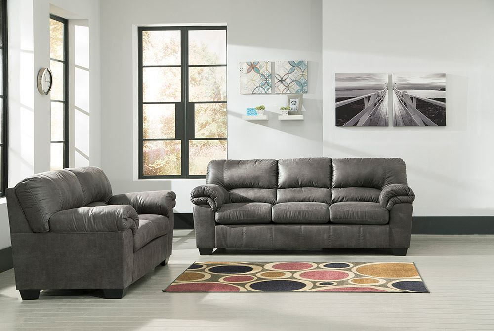 Picture of Bladen Slate Loveseat