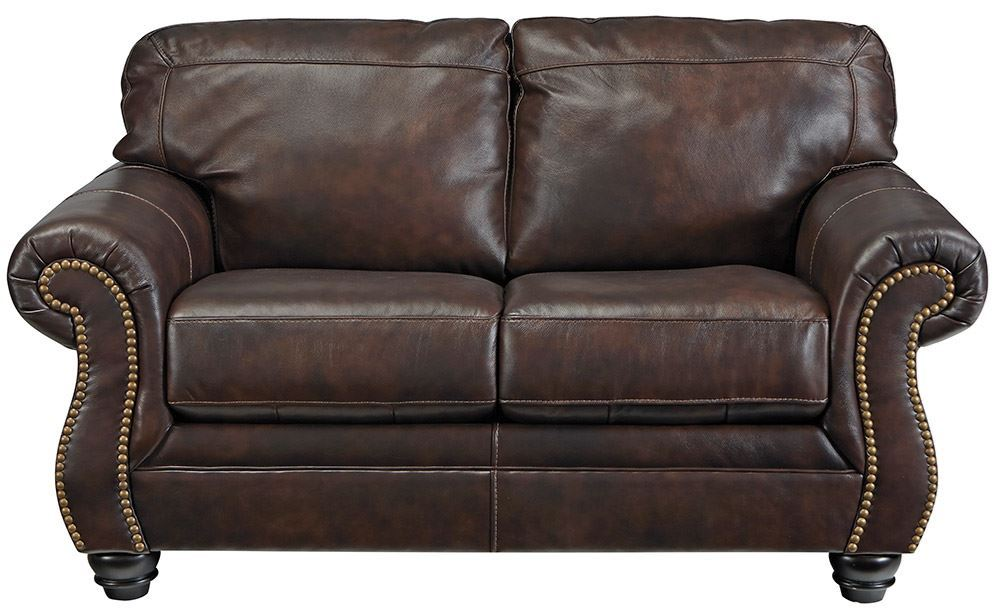 Picture of Bristan Walnut Loveseat