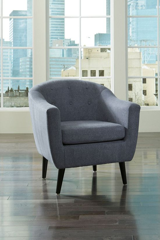 Picture of Klorey Denim Accent Chair
