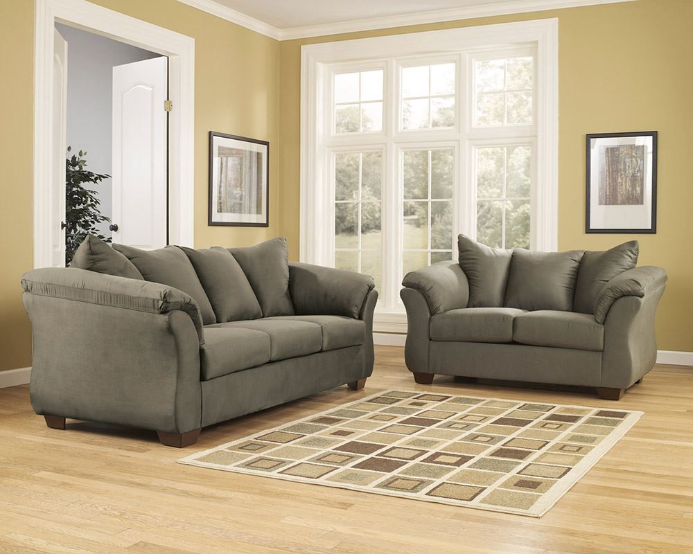 Picture of Darcy Sage Loveseat