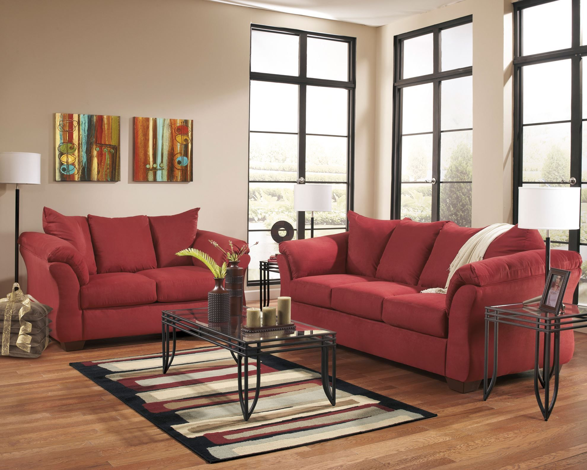 Picture of Darcy Salsa Loveseat
