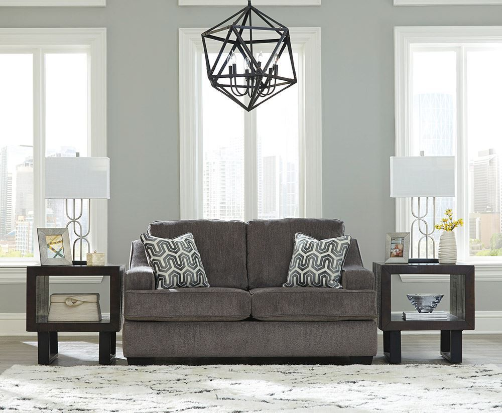 Picture of Gilmer Gunmetal Loveseat