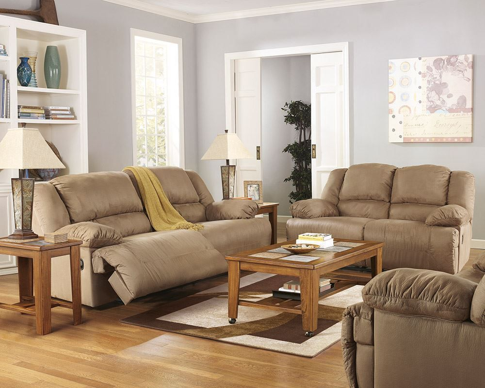 Picture of Hogan Mocha Reclining Loveseat