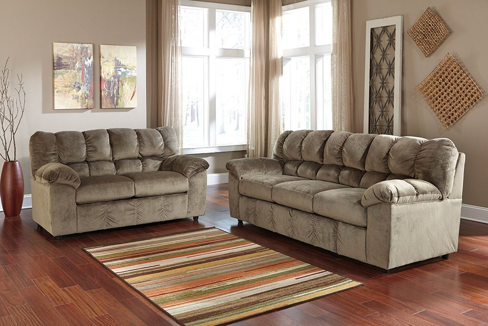 Picture of Julson Dune Loveseat