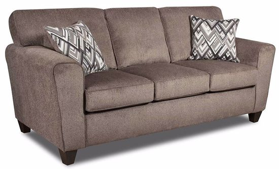 Cornell Pewter Sofa The Furniture Mart