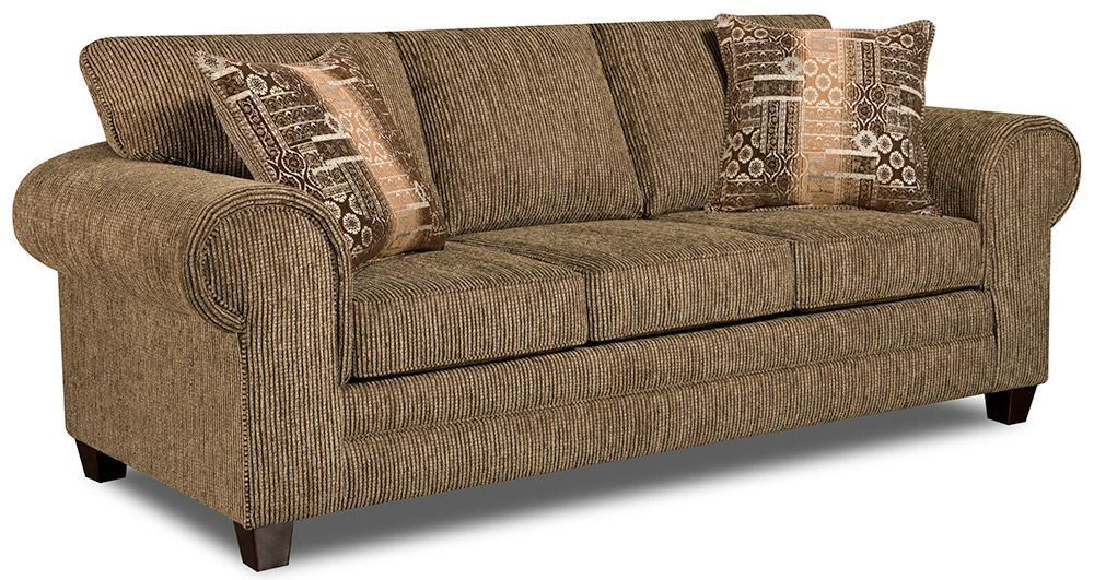 Picture of Dickens Hickory Sofa