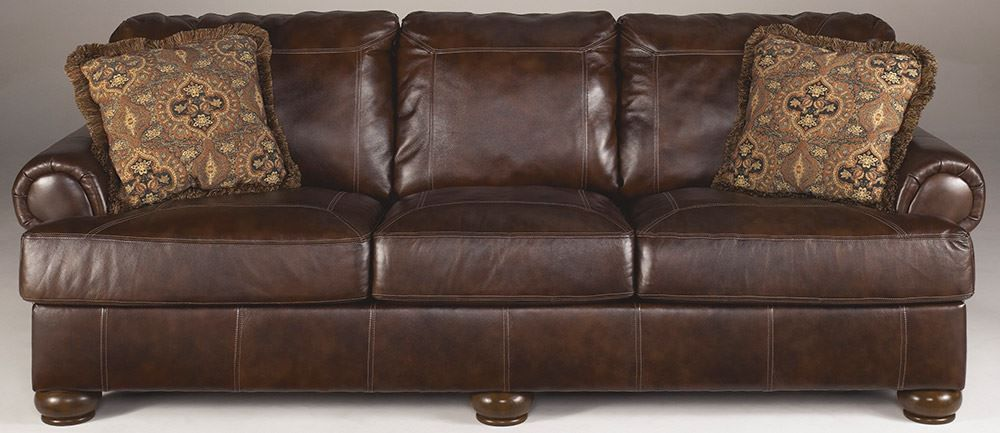 Picture of Axiom Walnut Sofa