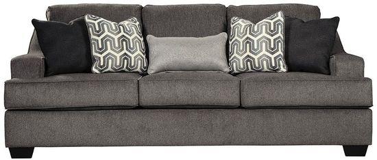 Picture of Gilmer Gunmetal Sofa
