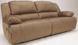 Hogan Mocha Reclining Sofa