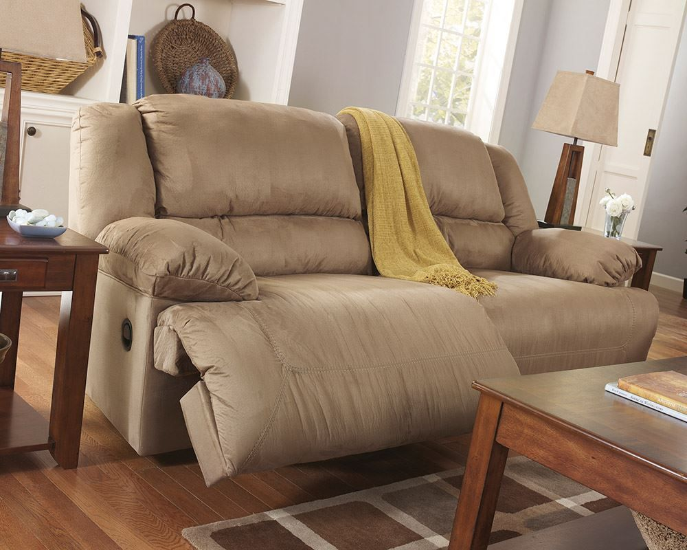 Picture of Hogan Mocha Reclining Sofa