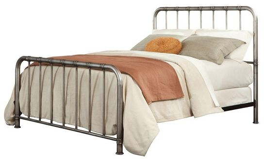 Picture of Tristen Queen Metal Bed Set