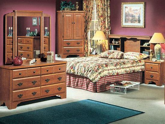 Picture of Heritage Oak Dresser