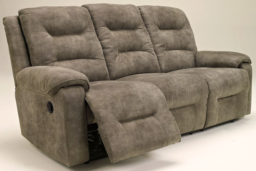 Picture of Rotation Smoke Reclining Sofa