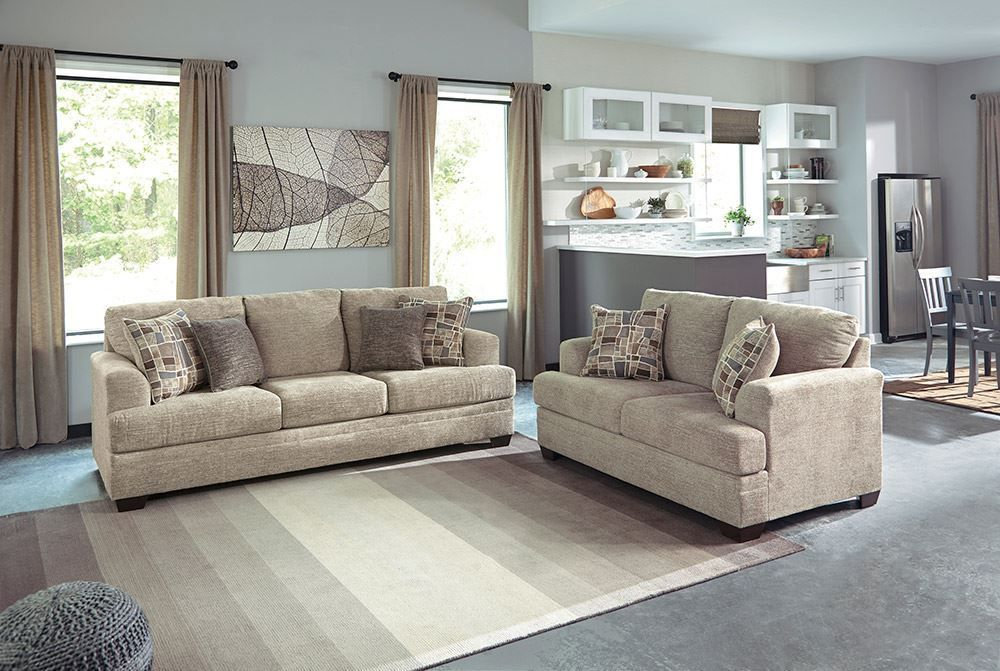 Picture of Barrish Sisal Loveseat