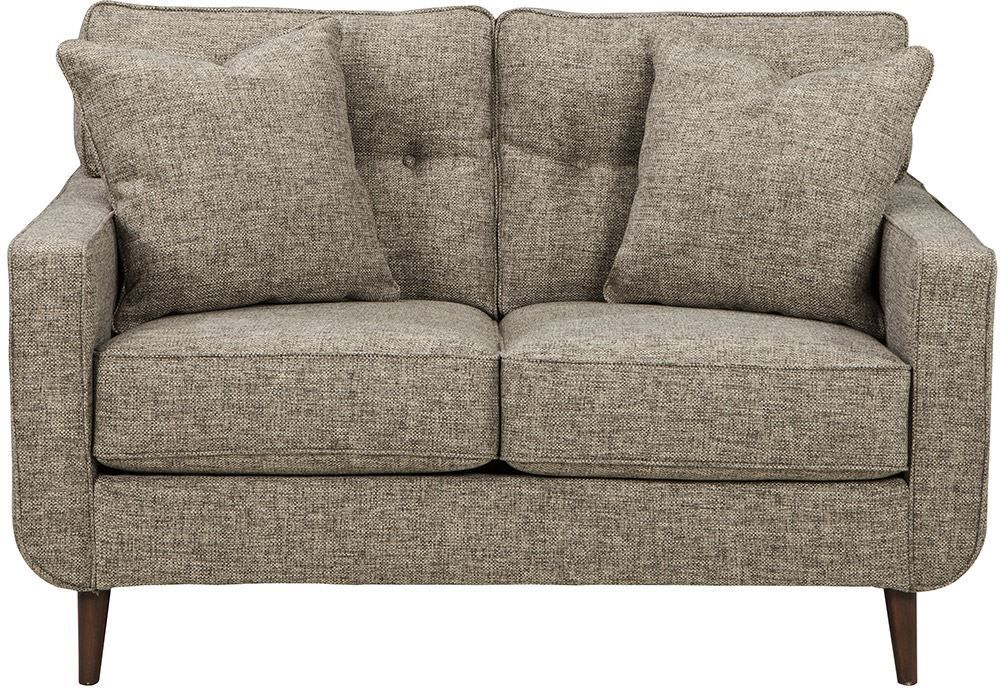 Picture of Dahra Jute Loveseat
