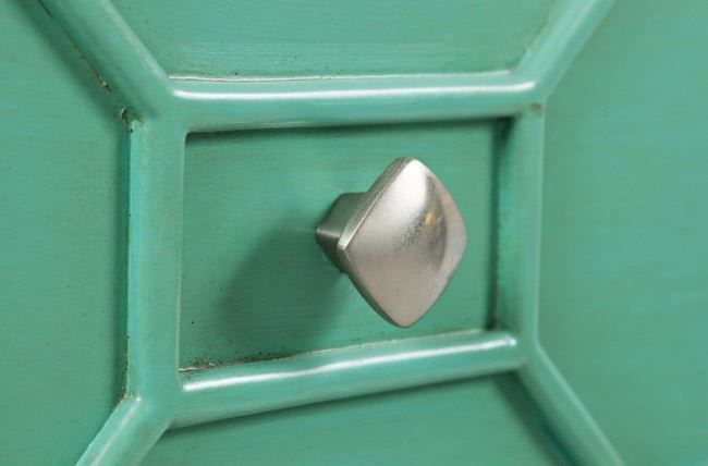 Picture of Matrix 40 inch Turquoise Accent Chest