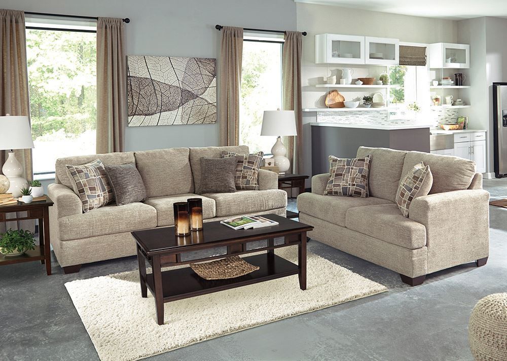 Picture of Barrish Sisal Sofa