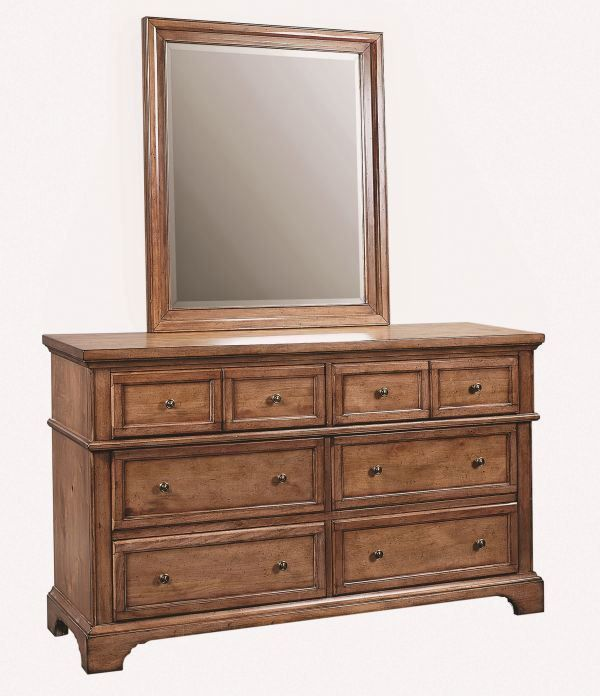 Picture of Alder Creek King Storage Bedroom Set