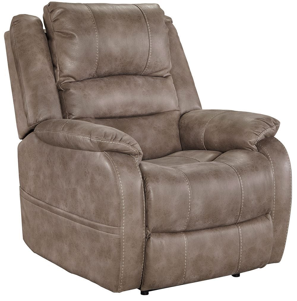 Picture of Barling Mushroom Power Recliner