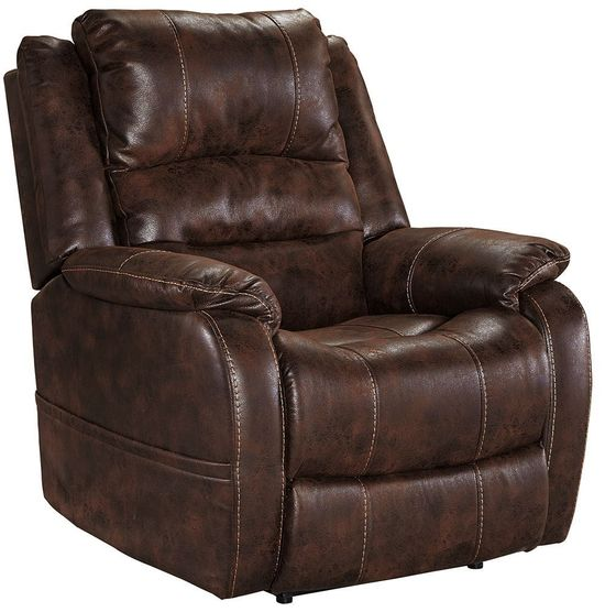 Picture of Barling Walnut Power Recliner