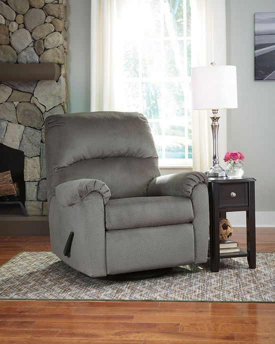Picture of Bronwyn Alloy Swivel Glider Recliner