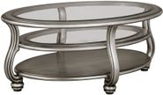 Coralayne Silver Cocktail Table