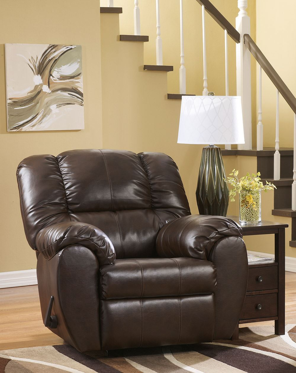 Picture of Dylan Espresso Rocker Recliner