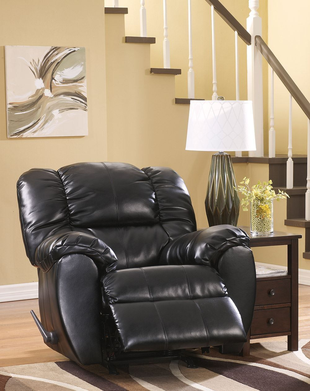 Picture of Dylan Onyx Rocker Recliner