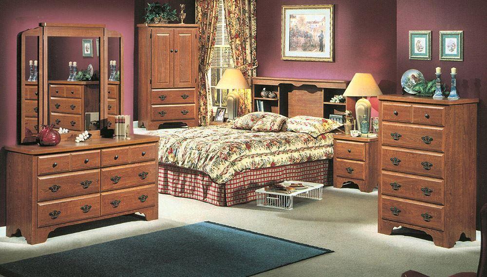 Picture of Heritage Oak Nightstand