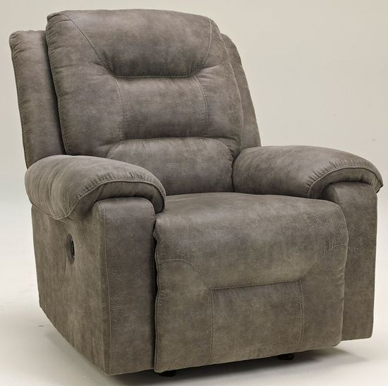 Picture of Rotation Smoke Rocker Recliner