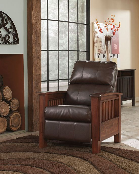 Picture of Santa Fe Bark Recliner