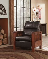 Santa Fe Chocolate Recliner