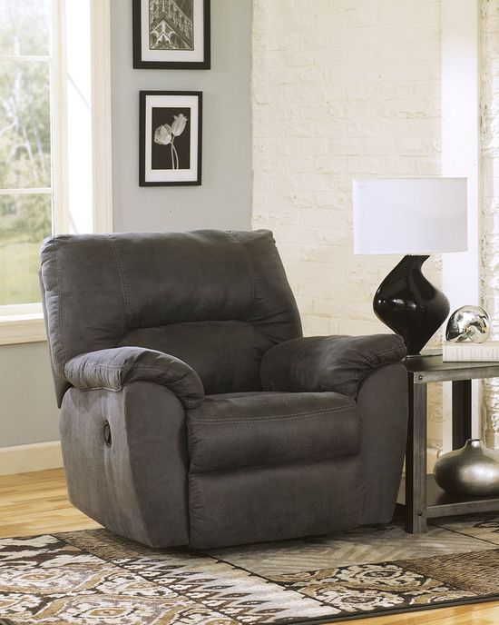 Picture of Tambo Pewter Rocker Recliner