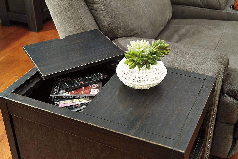 Picture of Gavelston Chairside End Table