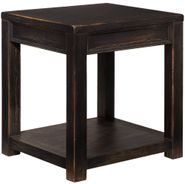 Gavelston Single Shelf End Table