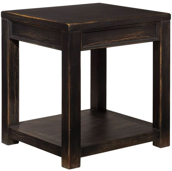 Picture of Gavelston Single Shelf End Table