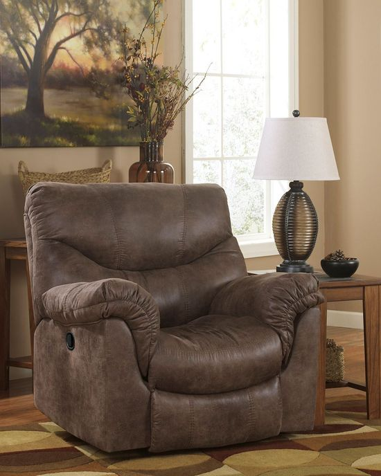 Picture of Alzena Gunsmoke Rocker Recliner