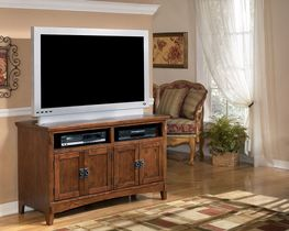 Cross Island 50 Inch TV Stand