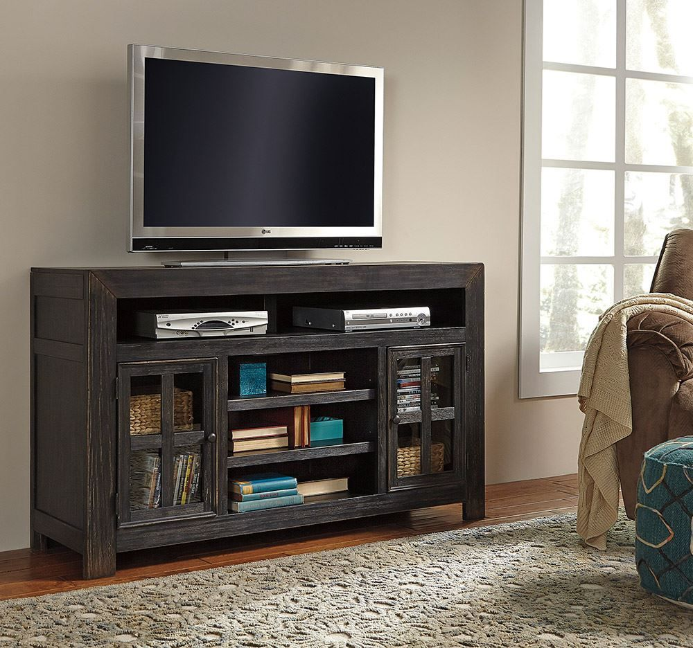 Gavelston 60 Inch Television Stand The Furniture Mart