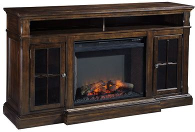 Roddinton Fireplace Television Stand