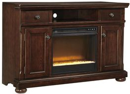 Porter Fireplace Television Stand