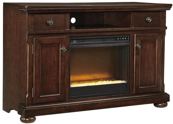 Picture of Porter Fireplace Television Stand