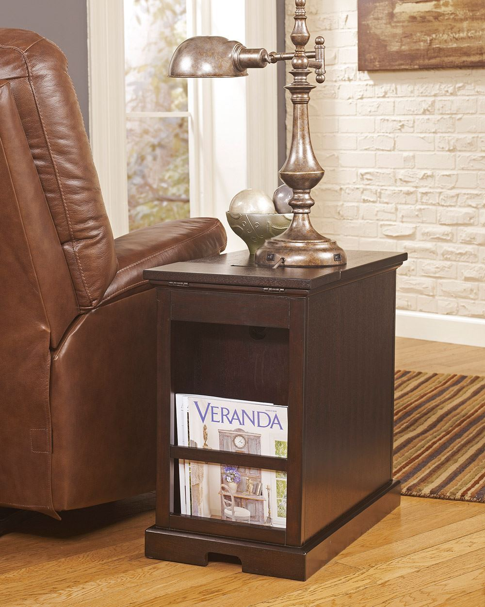 Picture of Power Chairside End Table