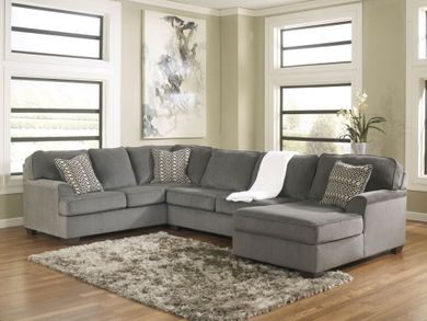 Loric Smoke Sectional