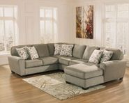 Patola Park Patina Four Piece Sectional
